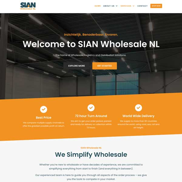 SIAN-Wholesale-NL-Website-Preview