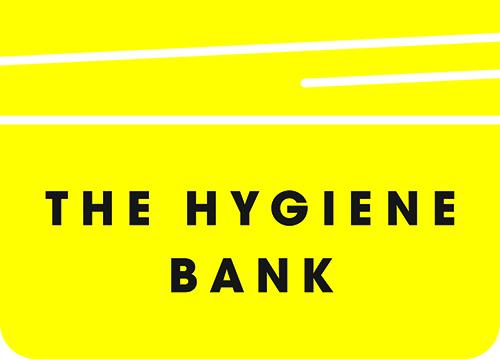 Hygiene Bank Charity Logo